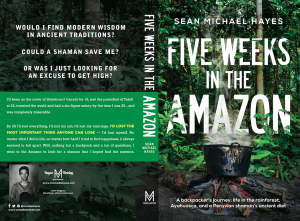 Five Weeks in the Amazon - Paperback